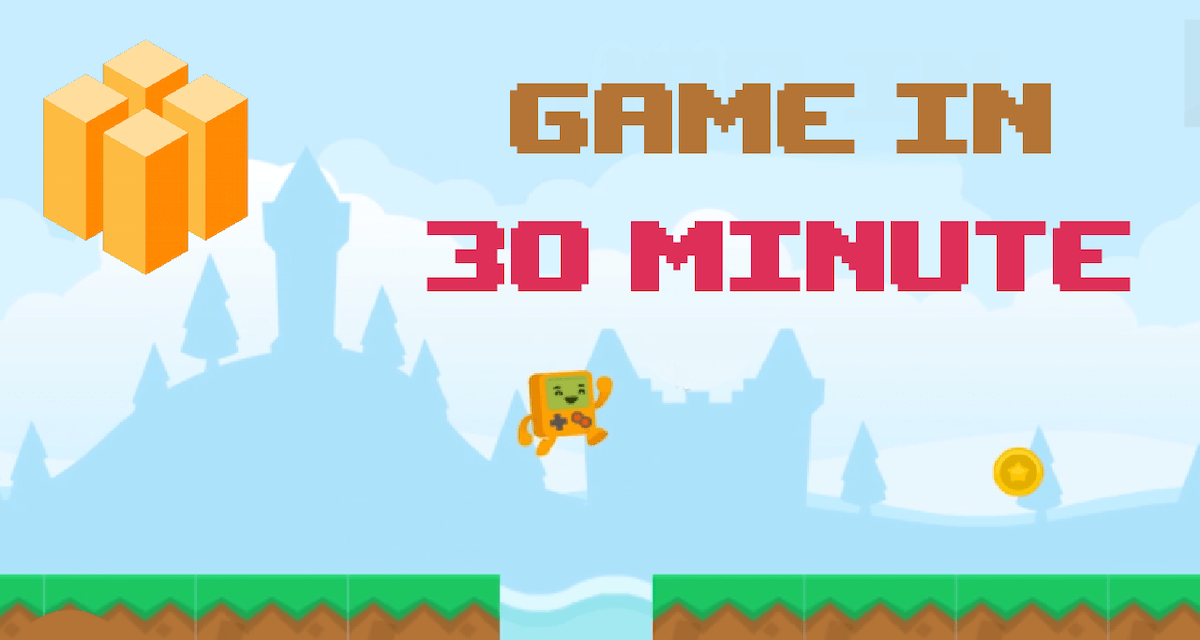 How to Make a Game in 30 Minutes